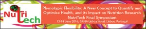 Come to NutriTech's Final Symposium on Phenotypic Flexibility in June 2016!